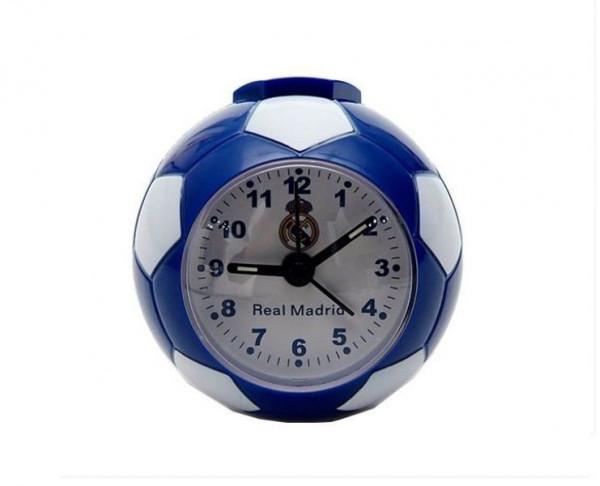 Despertador Real Madrid con forma de balón