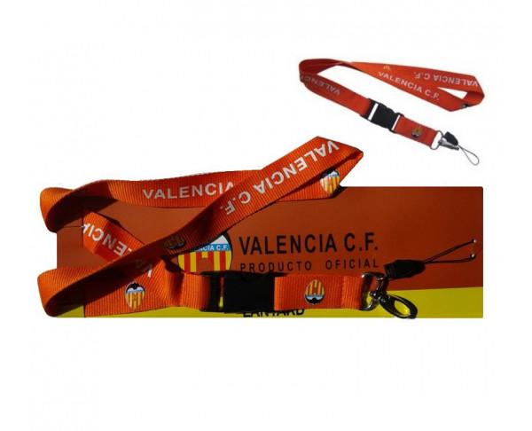 Lanyard Oficial del Valencia CF