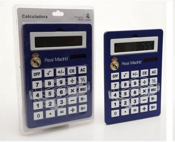 Calculadora gigante de sobremesa Real Madrid