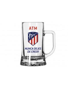 Jarra grande de cristal Atlético de Madrid Legend