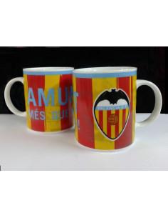 Taza Valencia CF Amunt Valencia porcelana