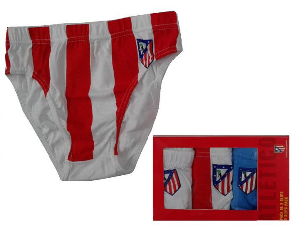 Slips del Atletico de Madrid