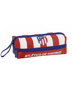 Portatodo tres cremalleras Atlético de Madrid
