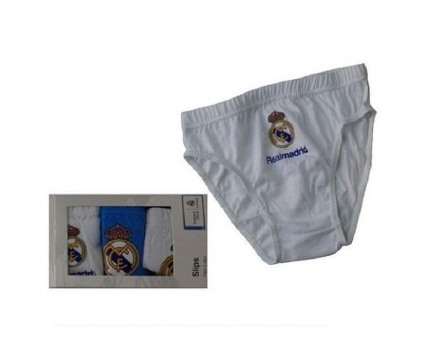 Slips infantil y juvenil del Real Madrid