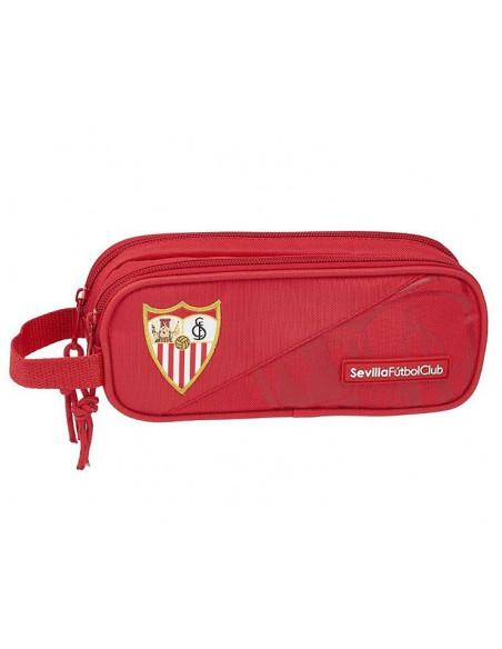 Estuche portatodo doble del Sevilla FC