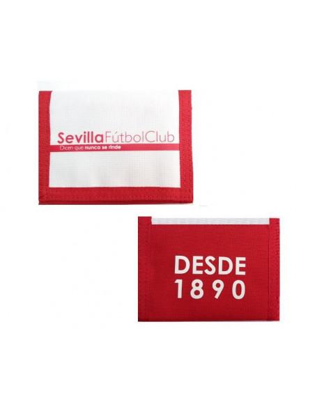 Billetero con monedero Sevilla FC