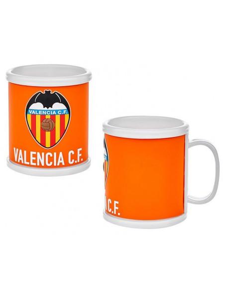 Taza del Valencia CF con relieve 3D