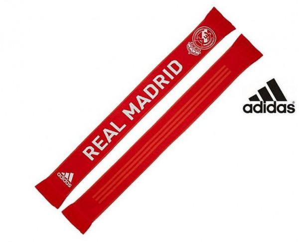Bufanda Real Madrid Adidas 2019 coralina