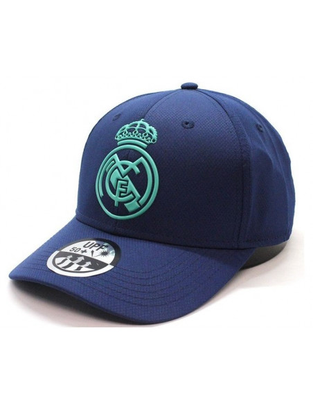 Gorra infantil Real Madrid con tecnología UPF