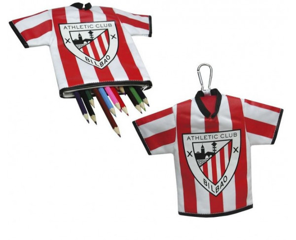 Estuche portatodo camiseta Athletic Club de Bilbao multiusos