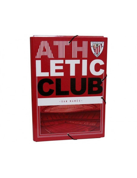 Carpeta con solapas tamaño folio Athletic Club de Bilbao