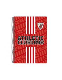Cuaderno del Athletic Club de Bilbao tamaño folio
