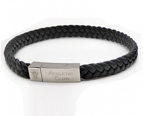 Pulsera de piel oficial Athletic Club Bilbao