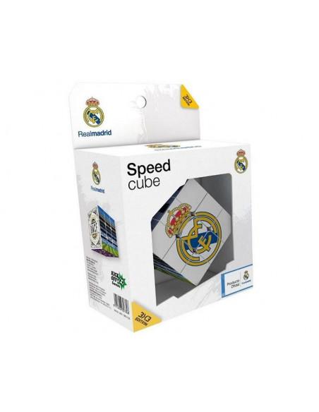 Juego cubo Rubik clásico del Real Madrid