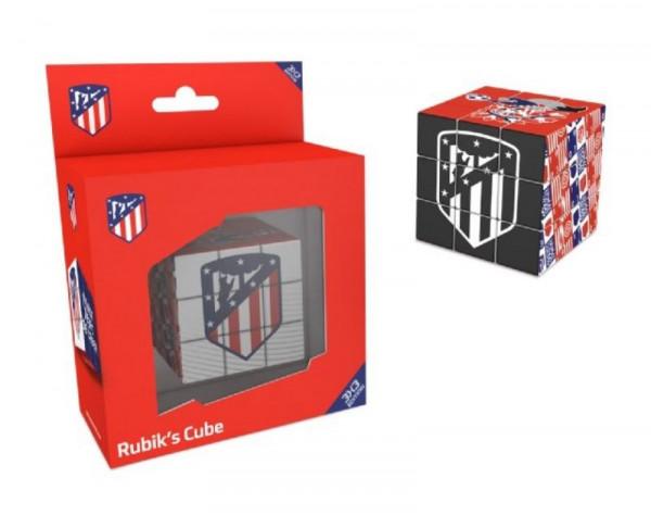 Juego cubo Rubik Atlético de Madrid