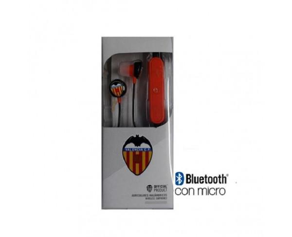 Auriculares inalámbricos del Valencia CF