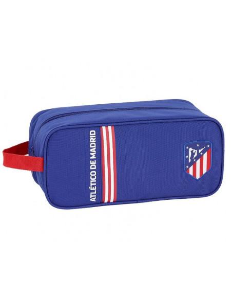 Zapatillero Atlético de Madrid de color azul