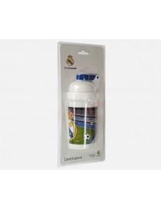 Cantimplora infantil Real Madrid con cierre hermético
