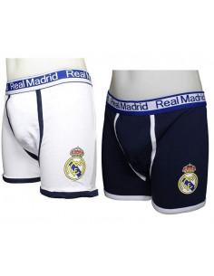 Pack dos boxer infantiles del Real Madrid