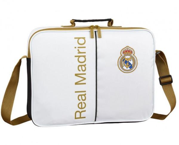 Maletín extraescolar Real Madrid nueva colección dorada