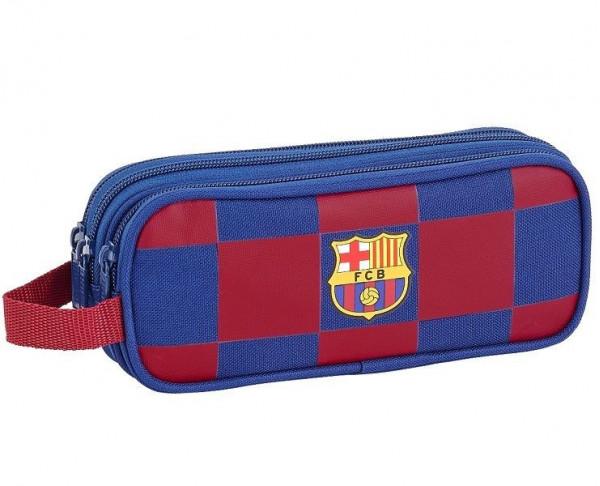 Estuche tres departamentos FC Barcelona Blaugrana
