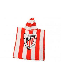 Toalla con capucha para bebés Athletic Club  Bilbao