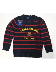 Jersey Tricot infantil Oficial FC Barcelona