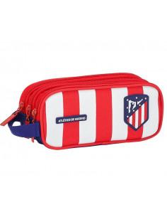 Estuche triple Atlético de Madrid Coraje y Corazón