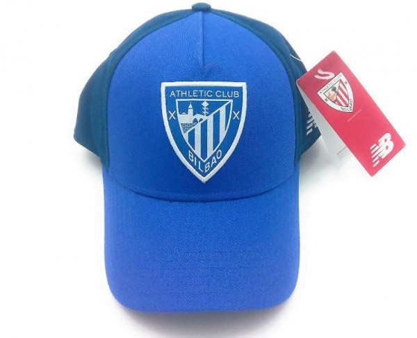 Gorra New Balance Athletic Club Bilbao juvenil y adulto
