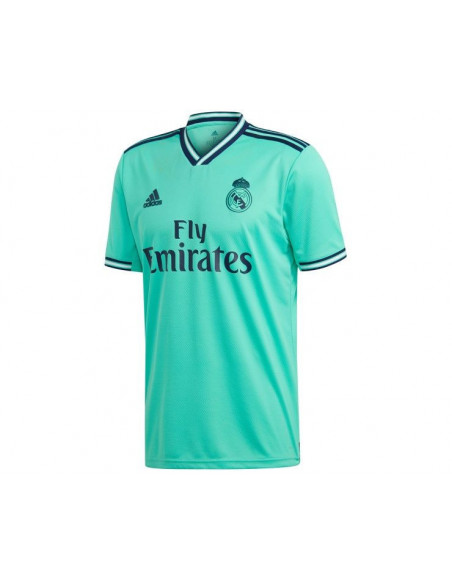 Camiseta adidas tercera equipación Real Madrid 2020