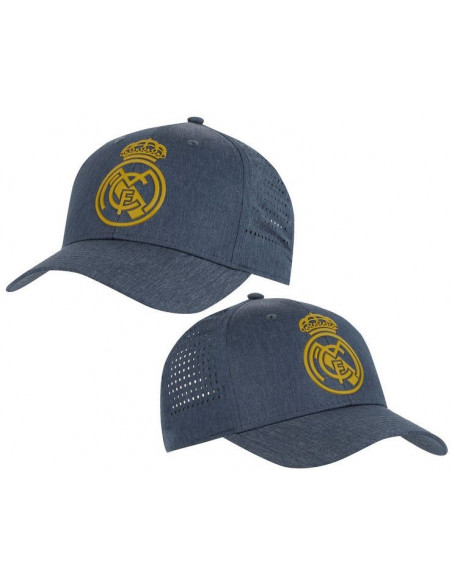 Gorra juvenil y adulto Real Madrid Training Cap
