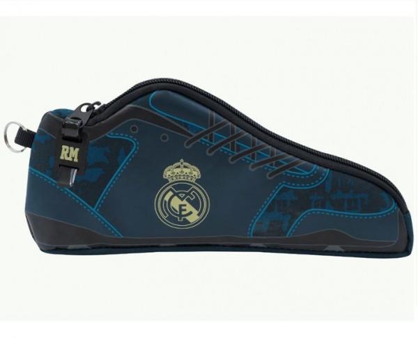 Estuche zapatilla Real Madrid segunda equipación