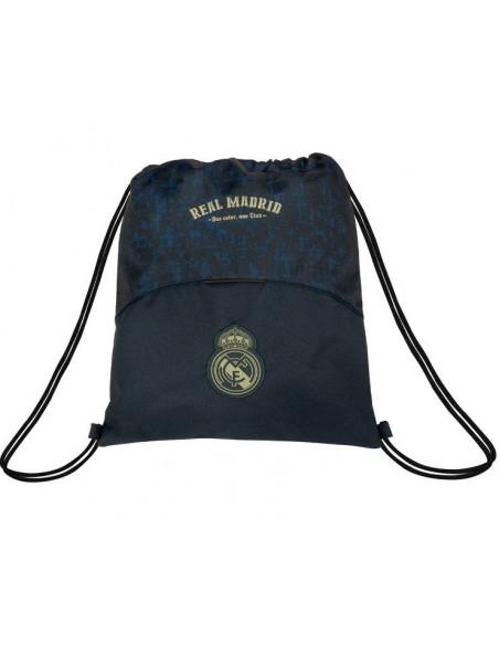 Saco mochila plano Gym azul Real Madrid One Club