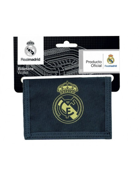 Billetero con monedero Real Madrid One Club