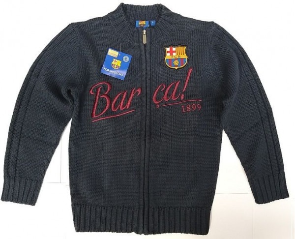 Chaqueta infantil Oficial FC Barcelona