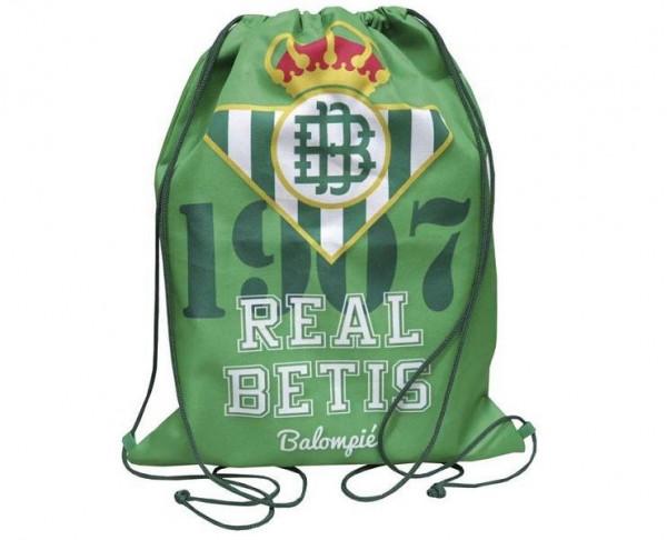 Saco de cuerdas para la espalda Real Betis Balompié