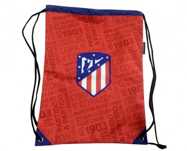 Saco mochila Coraje y Corazón Atlético de Madrid 1903