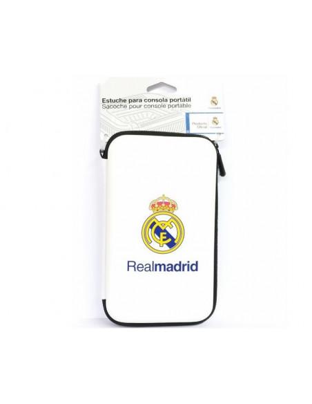 Estuche para consola portátil Real Madrid
