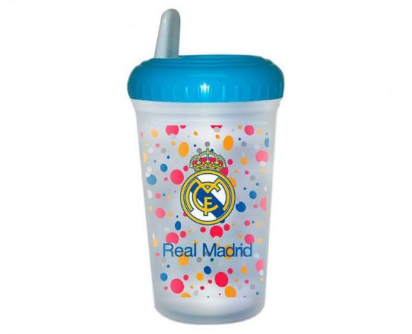 Vaso entrenamiento para bebés Real Madrid