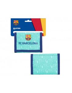 Cartera billetero con monedero FC Barcelona tercera equipación