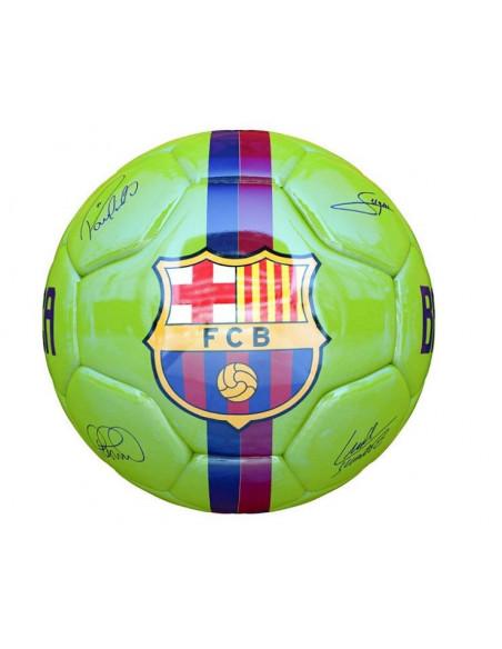 Balón reglamentario FC Barcelona edad cuatro a ochos años