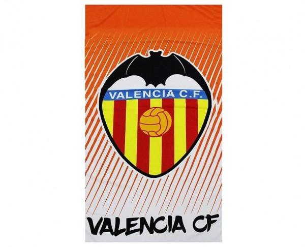 Toalla grande de algodón Valencia CF