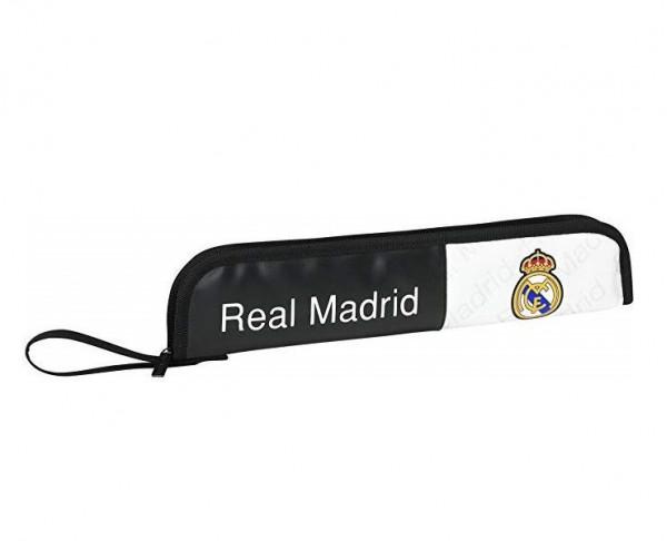 Funda portaflauta escolar Real Madrid
