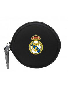 Monedero redondo de neopreno Real Madrid