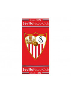Toalla grande de baño ducha y playa Sevilla FC