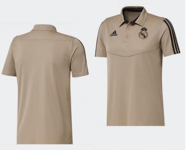 Polo oficial Real Madrid adidas 2020 adulto