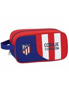 Zapatillero Atlético de Madrid Coraje y Corazón