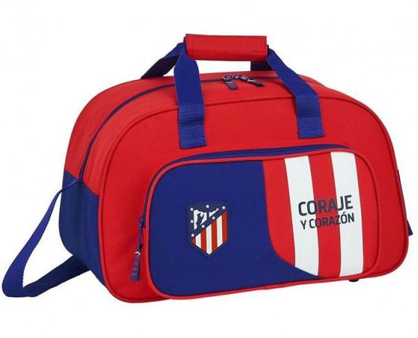 Bolsa de deporte Atético de Madrid Coraje y Corazón 2020