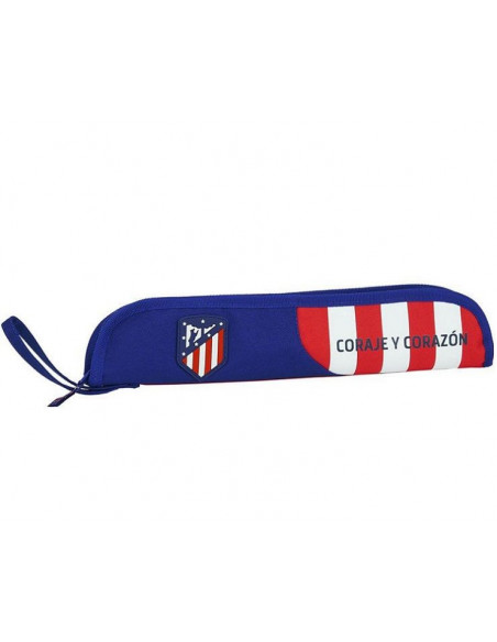 Funda para flauta escolar Atlético de Madrid