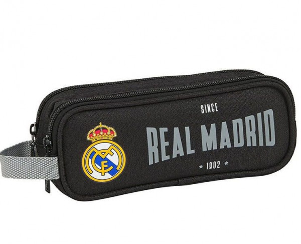 Estuche escolar dos departamentos Real Madrid Best Club